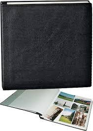 Large Photo Albums Premium 37x37 Large White Page Photo Albums The Photo Album Shop