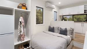 australia u0027s first tiny house auction home sold for the price of a car
