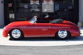 porsche 356 a speedster for sale used cars on buysellsearch