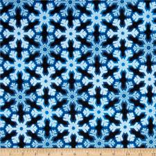 712f589e747f 1 blue snowflake lights outdoor