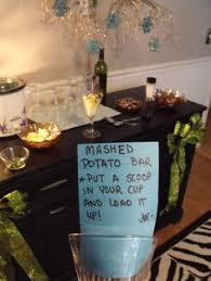Mashtini Bar Toppings Mashed Potato Bar 1 From Wedding Rumors 2 Webpage Has A