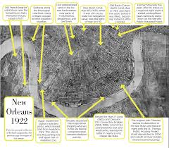 City Park New Orleans Map Public Lab History The First Aerial Photographers Of New Orleans