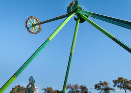 Batman Roller Coaster Six Flags Texas The Riddler Revenge Ride Guide To Six Flags Over Texas