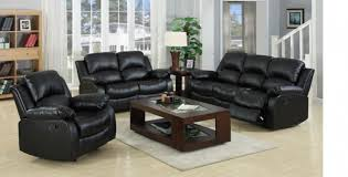 Black Leather Sofa Recliner Recliner Reclining Sofa Beautiful Black Leather Reclining Sofa