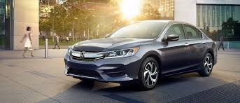 find your 2017 honda accord powertrain and mpg rating