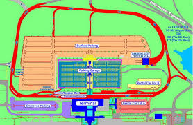 Dallas Love Field Map Airport Parking Maps For Colorado Columbus Dallas Denver