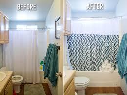 diy bathroom design diy no sew shower curtain a bathroom design craft our days