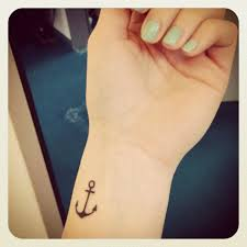 anchor tatto something i might actually get but not on