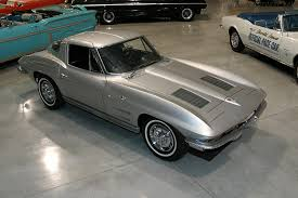what year was the split window corvette made 1963 chevrolet corvette c2 sting coupe split window images