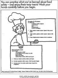 coloriage recette de cuisine coloriages aliments page 5 aliments et cuisine