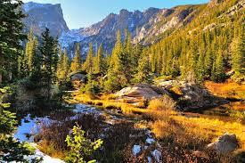 Rocky Mountain Range Map Rocky Mountain National Park Foundation