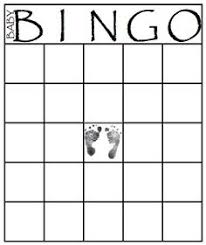 baby shower bingo free printable baby shower bingo baby shower bingo frugal and