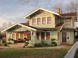 style homes arts and crafts architecture hgtv