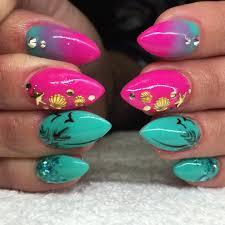 nail art cutest nails ever neon stripe nails old nail