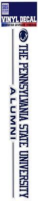 penn state alumni sticker penn state the pennsylvania state alumni decal