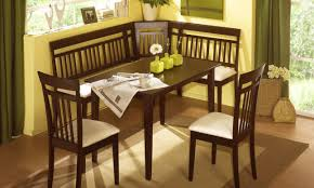 Breakfast Bench Nook Stylish Photos Of Munggah Sensational Charming Mabur Appealing