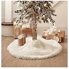 fur christmas 30 7 christmas tree skirts faux fur tree