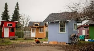 Low Cost Tiny House Are Tiny House Villages The Solution To Homelessness