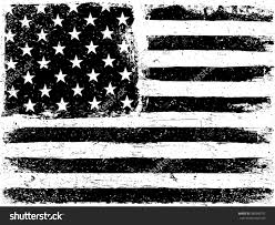 Distress Flag Upside Down American Flag Black And White Cliparts Cliparts Suggest