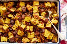 thanksgiving stuffing from scratch southern cornbread dressing recipe nyt cooking