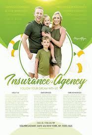 free insurance flyer templates by elegantflyer