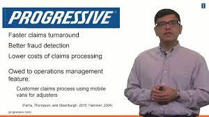 Progressive Insurance Adjuster 1 1 3a Operations Based Successes University Of Illinois At