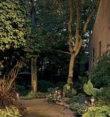 Led Landscape Lights by Led Vs Halogen Which Is Right For Your Landscape St Charles