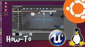 install unreal engine 4 on ubuntu youtube