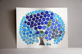 personalized family tree artwork up to 50 names wall decor room