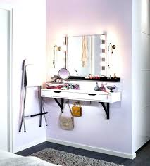 vanity make up table bedroom small white bedroom makeup vanity table with single bedroom