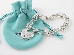 ebay necklace heart images Tiffany heart charm ebay JPG