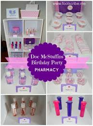colors doc mcstuffins birthday party ideas pinterest together