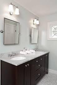 Marble Bathrooms Ideas Colors Blue And Brown Bathroom Transitional Bathroom Renewal Design