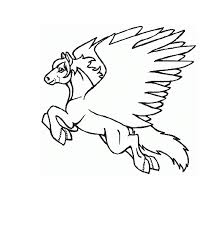 sheets pegasus coloring pages 55 in picture coloring page with