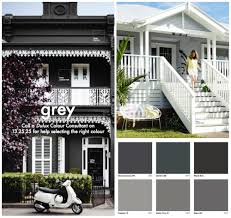 grey house paint colours diy decorator
