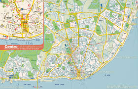Atlantic City Map Lisbon Maps Top Tourist Attractions Free Printable City