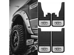 dodge ram mud flaps dsi automotive truck hardware 2011 2017 dodge ram longhorn