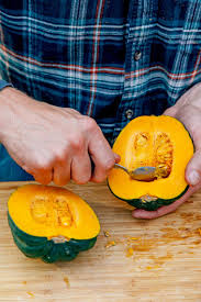 Thanksgiving Camping Recipes Thanksgiving In A Bowl Roasted Stuffed Squash Fresh Off The Grid