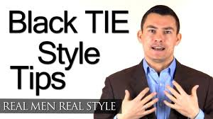 black tie attire how to wear a tuxedo black tie style tips men s formal