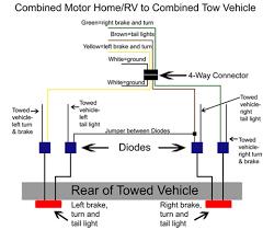 trailer tail light wiring diagram image details