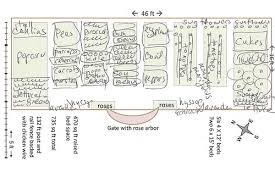 Companion Garden Layout Skippy S Vegetable Garden Companion Planting Plans