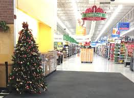 shopping at target walmart for decorations