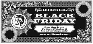 diesel black friday get up to 35 in designer