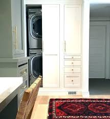washer and dryer cabinets stackable washer dryer cabinet laundry room cabinets stacked washer