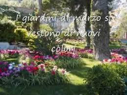 battisti giardini di marzo testo i giardini di marzo lucio battisti