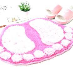 Pink Bathroom Rugs And Mats Pink Bathroom Rug Sets Baby Pink Bathroom Pink Bathroom Rugs Bath