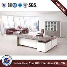 Office Furniture Luxury by Veneer Office Table Manufacturers Factory And Suppliers Heng
