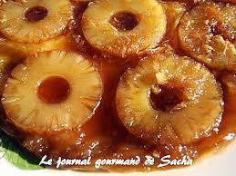 cuisiner avec du gingembre recette de tatin d ananas au sirop d érable et gingembre frais