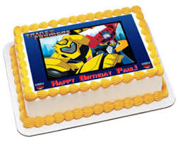 cake transformers transformers cake etsy