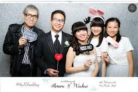 Wedding Photobooth Wedding Photobooth Aloysius And Maria By Alan Ng Photography